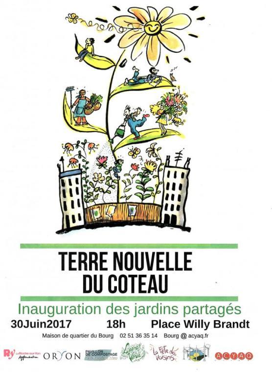 Programme - Inauguration du Potager en Permaculture