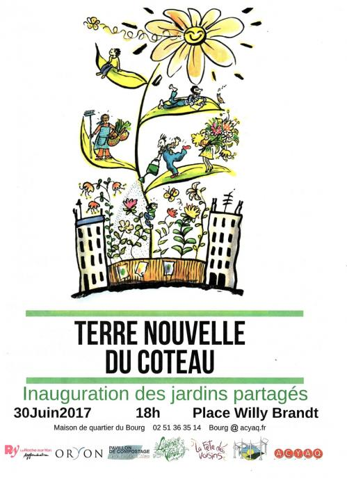 Coteau affiche
